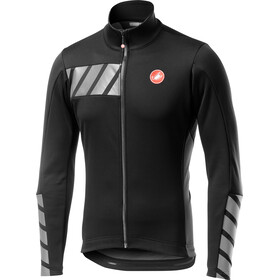 Castelli Raddoppia 2 Jas Heren, light black